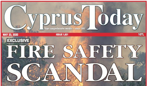 Cyprus Today 23 May 2020