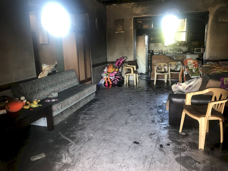 Illegal cable sparked fatal fire
