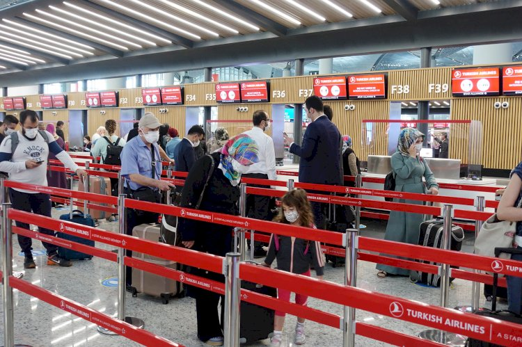 Flights from Turkey resume after 2 months