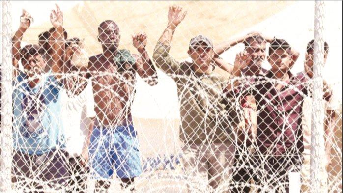 "Children ""abused"" at refugee camp"