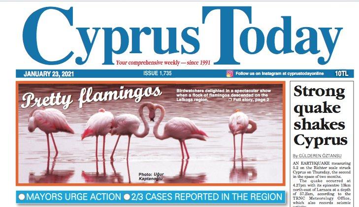 Cyprus Today 23 January 2021