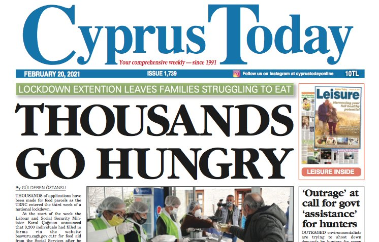 Cyprus Today 20 February 2021