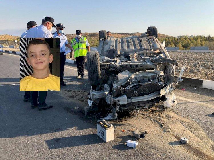 Boy, 5, dies in 'tragic' accident