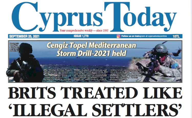 Cyprus Today September 25, 2021 PDFs